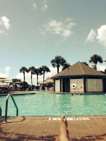 Beach House, A Holiday Inn Resort: Poolside