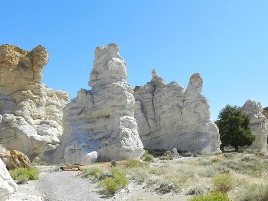 Riverton, WY: Rock Formation