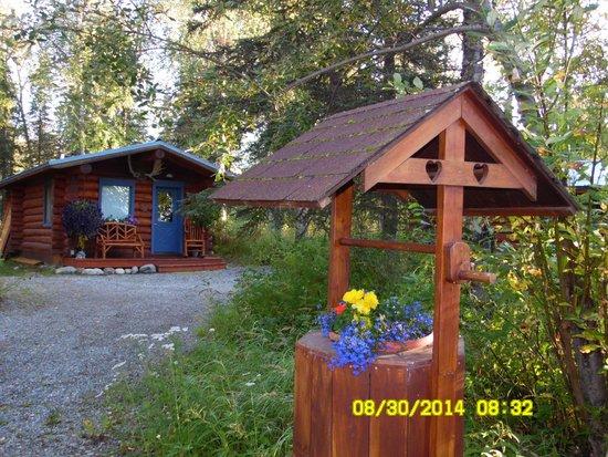 Hatcher Pass Bed & Breakfast: Cabin at Hatcher Pass B & B