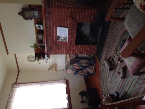 Point Cabrillo Light Station State Historic Park: livingroom