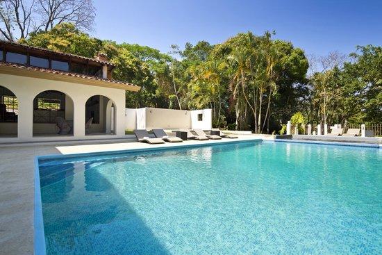 Villa San Ignacio: Pool