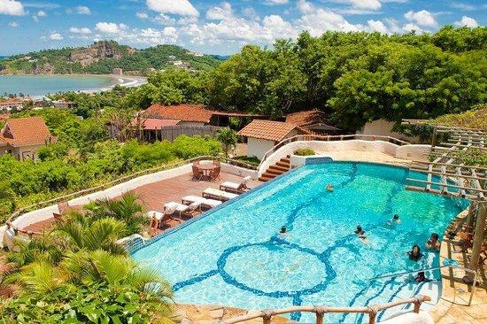Pelican Eyes Resort & Spa: Family Pool at Bistro La Canoa