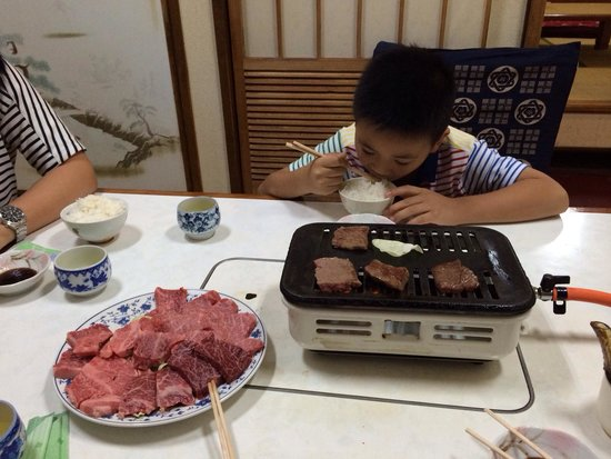 Marukin : Traditional bbq