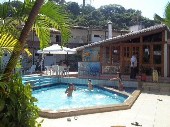 Hotel Casablanca: piscina