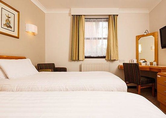 Dragonfly Hotel Bury St Edmunds: NTT