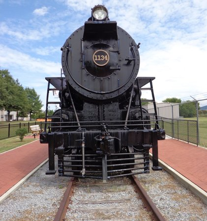 ‪The Railroad Museum of Virginia‬