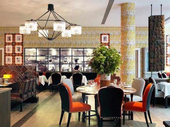 Ham Yard Hotel: Restaurant