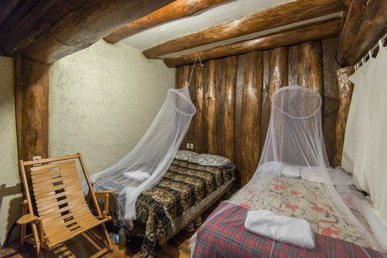 Eco Quechua Lodge: Room interior