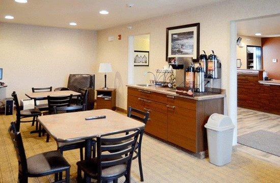 My Place Hotel-Bozeman, MT: lounge