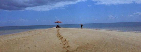 Nukubati Private Island: Sandbank picnic - a highlight