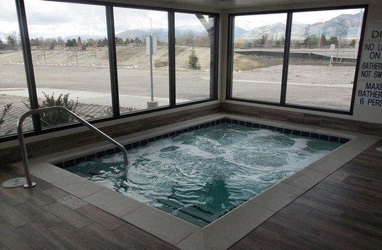 My Place Hotel-Bozeman, MT: spa