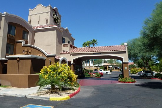 Sleep Inn at North Scottsdale Road: Entrance