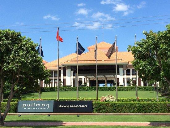 Pullman Danang Beach Resort Hotel