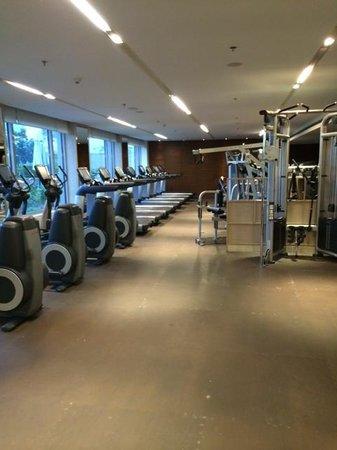JW Marriott Hotel New Delhi Aerocity: Hotel Gym