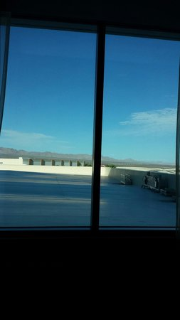 Aliante Casino + Hotel + Spa: view from rm 324 :(