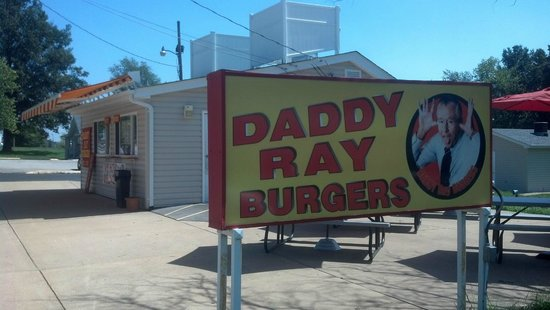 Daddy Ray Burgers
