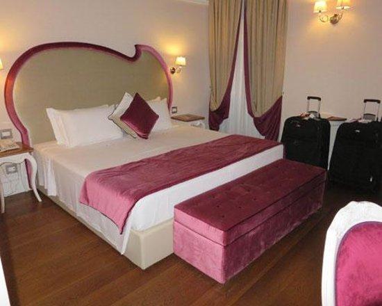 Infinity Hotel Roma: Superior Double Infinity Roma Italy