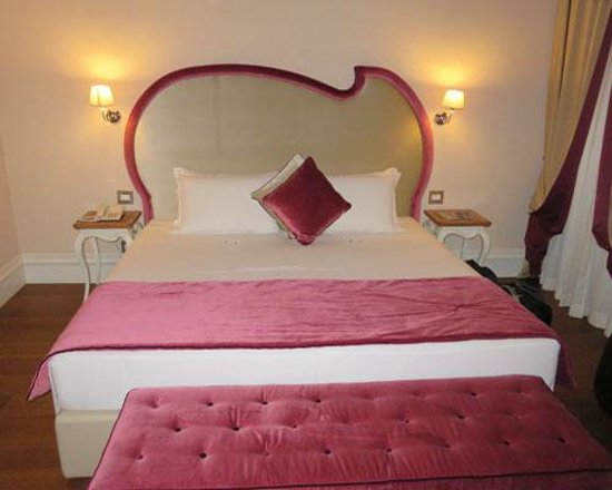 Infinity Hotel Roma: Superior Double on first floor Infinity Roma