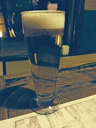 Innsyoutei: ビール