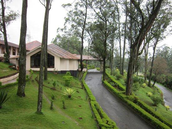 KTDC Tea County Munnar: Reception Area