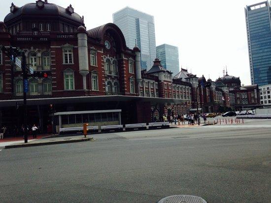 Tokyo Central Railway Station: 東京駅