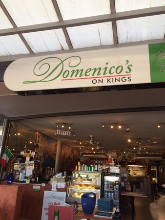 Domenico's on Kings: Great place for lunch