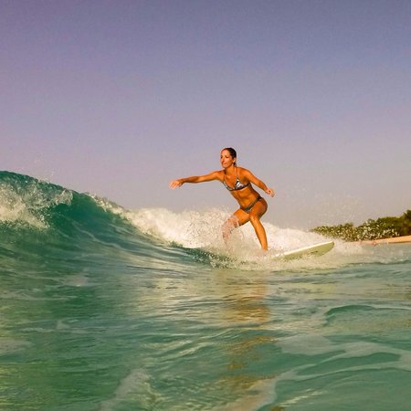 Macao Surf Camp: Small but fun