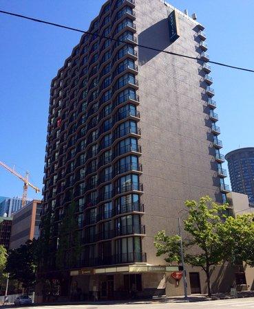 Warwick Seattle: Hotel