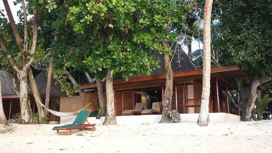 Toberua Island Resort: Bure 2