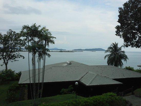 Century Langkawi Beach Resort: Вид из номера