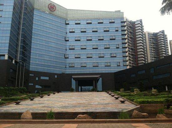 Sheraton Shunde Hotel: Hotel Street View