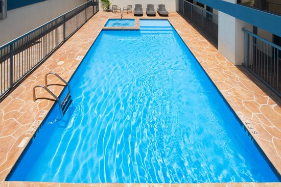 Days Inn & Suites Round Rock: Pool