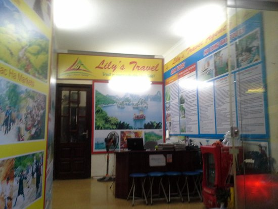 lily s travel agency picture of lily s travel agency hanoi