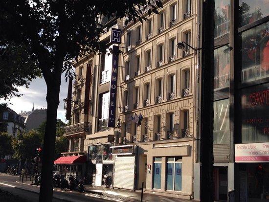 Timhotel Saint Georges: ホテル外観