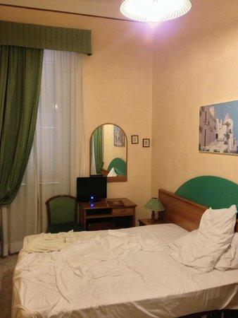 Hotel Contilia: Simple Room