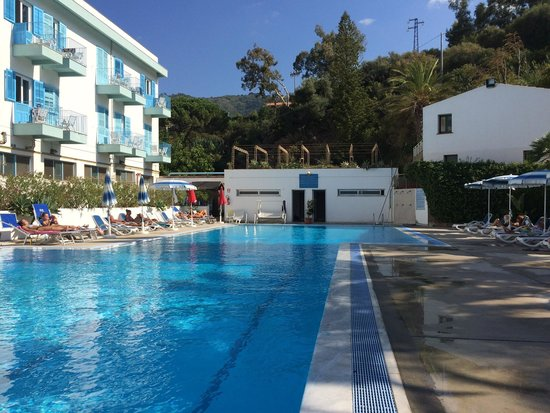 View Of Beach Amp Cefalu Picture Of Hotel Tourist Cefalu