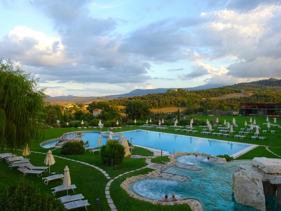 Hotel Adler Thermae Spa & Relax Resort: view of the property