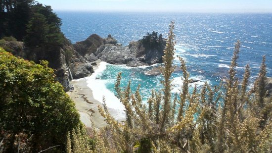 McWay Falls : Pretty from any angle