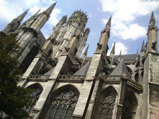 Cathédrale Notre-Dame de Rouen : Cathedrake Notre-Dame de Rouen