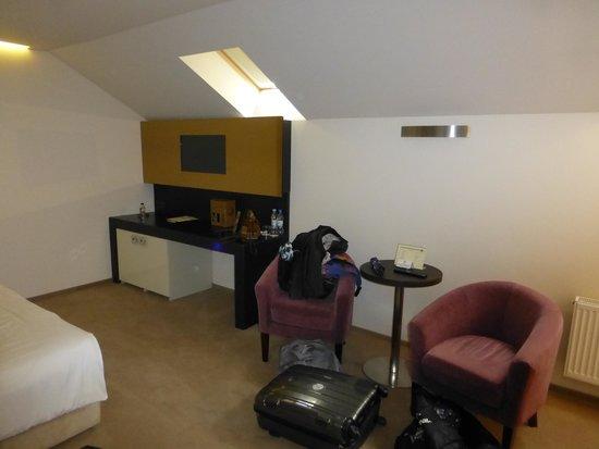 LH Hotel&SPA: Zimmer