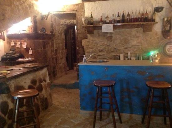 Dama Saracena: bancone bar