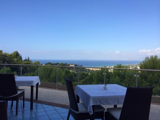 Moresco Park Hotel: colazione