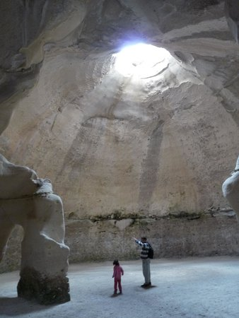 Bet Guvrin-Maresha National Park: Bell cave