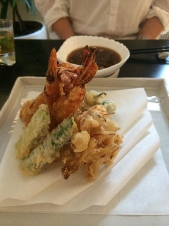 Damindra: tempura