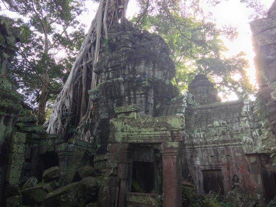 Amansara: Tempel