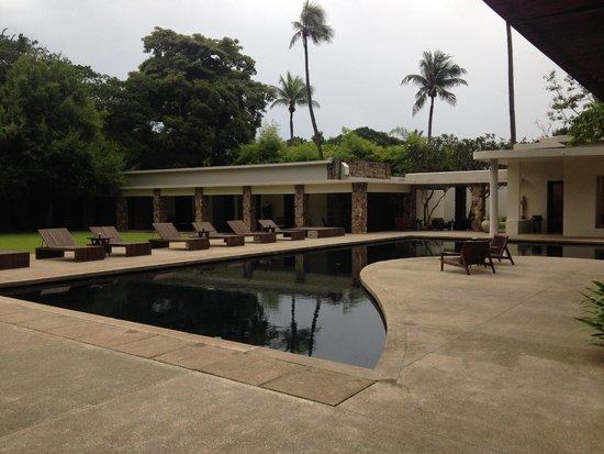 Amansara: Main Pool