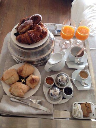 Hotel DO: Petit déjeuner