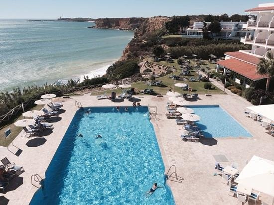 Hipotels Hotel Flamenco Conil: Terrace view