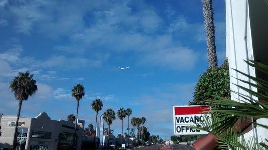 Americas Best Value Inn Loma Lodge: les avions