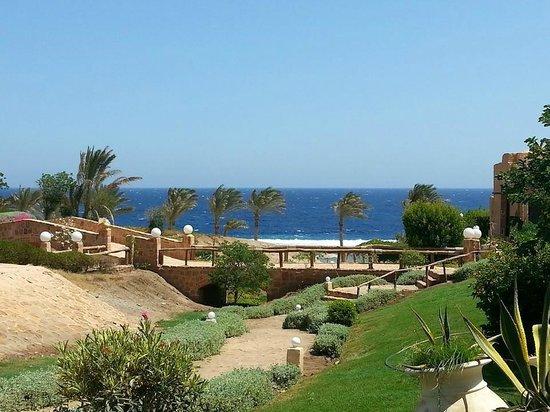 SENTIDO Kahramana Park : plage hôtel 2014